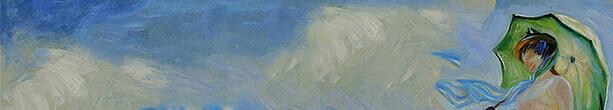 İstanbul bu pazar çok Claude Monet